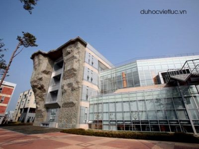Trường đại học Incheon (Incheon National University – 인천 대학교)